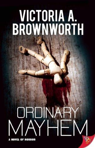 Ordinary Mayhem Book Cover