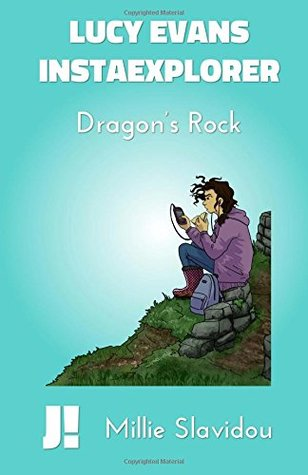 Dragon's Rock: Volume 2 (Lucy Evans, InstaExplorer) Book Cover